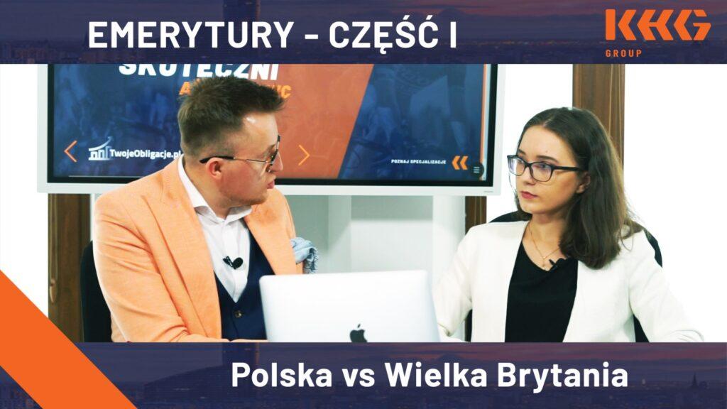 Jak uzyskać emeryturę w Polsce i Anglii?